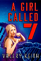 A Girl Called Seven book cover image