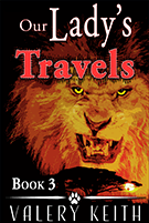 Our Lady's Travels book cover image