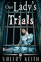 Our Lady's Trials book cover image