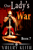 Our Lady's War book cover image