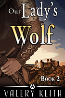 Our Lady's Wolf book cover image